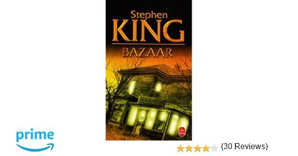 Bazaar Poche 4 Octobre 2006 Stephen King Le Livre De Poche