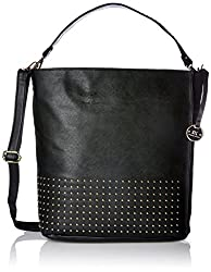 Diana Korr Womens Handbag (Black) (DK06HBLK00)