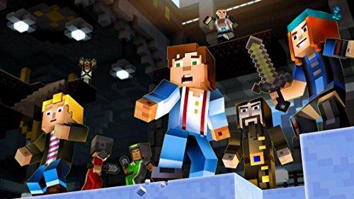 Minecraft Story Mode Complete Adventure  screenshot