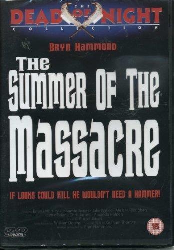 Bild von Summer Of The Massacre Cult Horror Movie DVD NEW-KOSTENLOSE LIEFERUNG