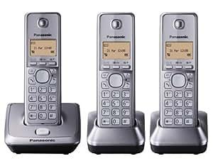 Panasonic KX-TG2713EM Trio DECT Cordless Telephone Set