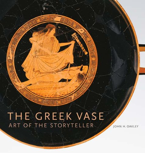 The Greek Vase - Art of the Storyteller (Voir Isbn 9780714122779) /Anglais