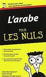 Arabe - Guide de conversation pour les Nuls
