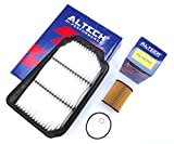 #1: ALTECH Hi-Performance Air + Oil Filter Set For Chevrolet Optra Magnum - Diesel