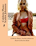 Celebrity Photo: Scarlett Johansson: Peach Collection Book