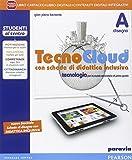 Tecnocloud con schede. Per la Scuola media. Con e-book. Con espansione online