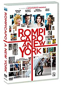 Rompi Capo a New York (DVD)