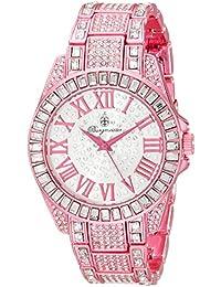 Burgmeister Reloj Analógico Cuarzo Bollywood BM159-018