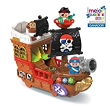 VTech Pirate Boat Easy-Open Packaging green