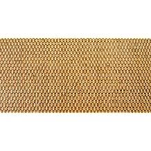Printodecor 0048-657968055513 Alfombra Vinílica Impresa con Diseño Orgánico, Multicolor, 97 x 48 cm