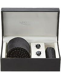Lino Perros Men's Printed Tie Set