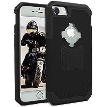 Rokform iPhone 7 Rugged V3 Case - w/Car Magnetic Dash Mount (Rugged Black)