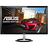 Asus VX238H 58,4 cm (23 Zoll) Monitor (Full HD, VGA, DVI, HDMI, 1ms Reaktionszeit) schwarz