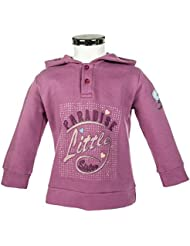 Little Sister by HKM Hoody–Paradiso de, color rosa oscuro, tamaño 134/140