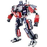 KRE-O Transformers Optimus with Trailer