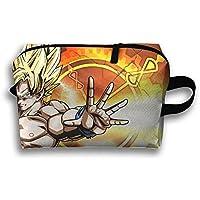 Gran bolsa de cosméticos bolsa de maquillaje bolsa de maquillaje estuche para lápices Set Dragon Ball Xenoverse.