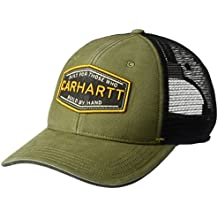 Carhartt Unisex Cap Silvermine, Größe:One Size, Farbe:Army Green