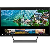 HP Pavilion 32 (V1M69AA) 81,28 cm (32 Zoll) Monitor (QHD, HDMI, DisplayPort, USB, 7ms Reaktionszeit) schwarz