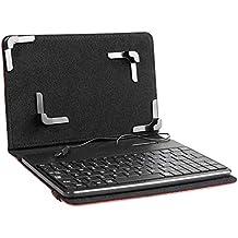 Tracer Smartfit - Funda con teclado para tablets de 7-8 pulgadas