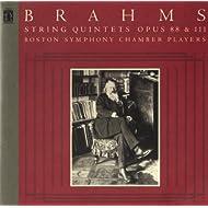 Brahms: String Quintets, Op. 88 & 111