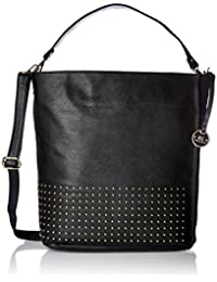 Diana Korr Women's Handbag (Black) (DK06HBLK00)