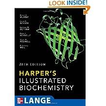 Harper's Illustrated Biochemistry, 28th Edition (Lange Basic Science)