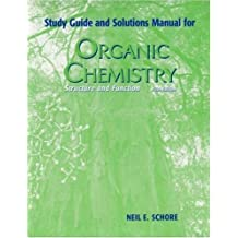 Organic Chemistry & Solutions Manual/Study Guide by K. Peter C. Vollhardt (2006-01-30)