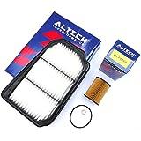 ALTECH Hi-Performance Air + Oil Filter Set For Chevrolet Optra Magnum - Diesel