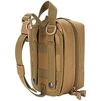 Erste Hilfe Tasche, Multi Style Outdoor Survival Erste Hilfe Tasche Taktik Klettern Bag für Abenteuer preisvergleich bei billige-tabletten.eu
