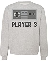 Player 3 Cool Baby Design Sudadera Unisex