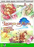Legend of Mana Official Strategy Guide (Video Game Books) by BradyGames (2000-06-13) - BRADY GAMES - 13/06/2000