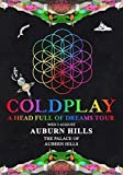 Generic Coldplay Auburn Hills Palace August 3. 2016 Foto Poster Tour CD 036 (A5-A4-A3) - A3