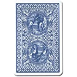 Modiano Golden Trophy Poker Playing Cards Blue
