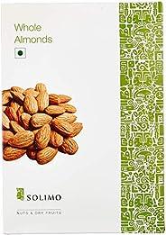 Amazon Brand - Solimo Almonds, 250g