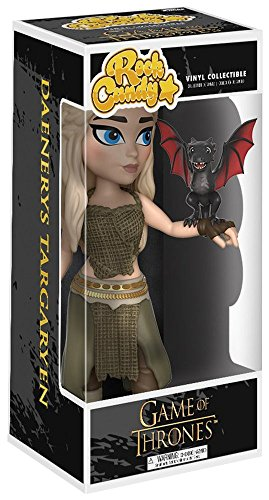 Rock Candy Game of Thrones Daenerys Figure