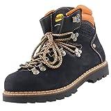 Dockers by Gerli Damen Bergsteiger Wanderstiefel Verschiedene Farben, Schuhgröße:EUR 40, Farbe:Blautöne