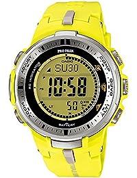Casio Malla Me Up Pro Trek EDICIÓN ESPECIAL JAPAN Reloj (Modelo de Asia) PRW-3000-9B