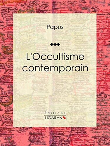 L'Occultisme contemporain par Papus