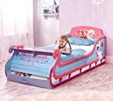 Disney Die Eiskönigin Schlittenbett Frozen Bett Kinderbett Mädchenbett