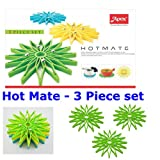 #7: A To Z Sales ( Apex ) HOT MATE - 3 Piece Set - Color may vary.