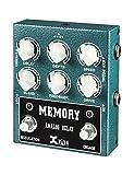 Xvive XW3 W3 Memory Recall Analog Delay Pedal
