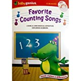 Baby Genius: Favorite Counting Songs - A Sing a Long Musical Adventure Exploring Numbers by Artist Not Provided