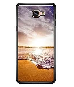 FUSON Designer Back Case Cover for Samsung Galaxy A9 (2016) :: Samsung Galaxy A9 Pro (2016) (Blue sea Ocean Nature Creative thoughts)