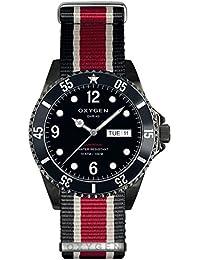 University Sports Press EX-D-MBB-40-NN-BLIVRE - Reloj de cuarzo unisex, correa de nailon multicolor