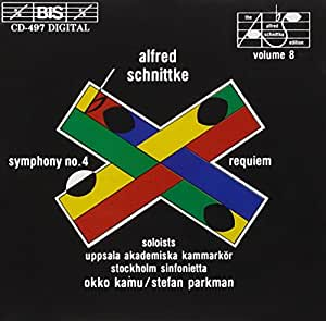 Schnittke: Symphony No. 4, Requiem