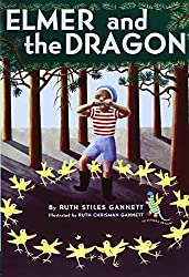 Elmer and the Dragon (My Father's Dragon Trilogy (Paperback))