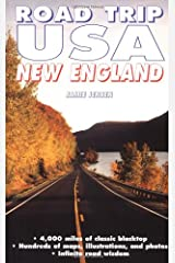 Road Trip USA: New England Paperback