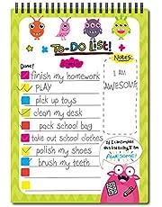 Nourish A6 Kids Monster Planner