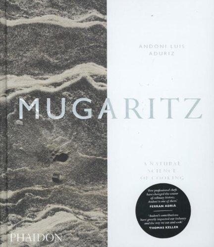 Portada del libro Mugaritz (Cucina)