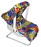#2: 10 In 1 Baby Infants Toddler Carry Cot Converted Into Simply Carrying, Child Feeding, Sleeping, Turns into Rocker / Baby Chair / Bath Tub, With Safety Net for Mosquito, Outdoor Sun protection, Bouncer, Hanging Swing with High Durable Quality Rope Extra Comfort for your Baby + Free Teddy Bear